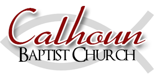 Calhoun Baptist Church